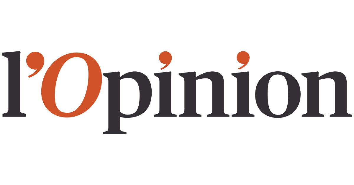 Logotype du journal L'Opinion